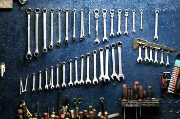 set of tool wrench